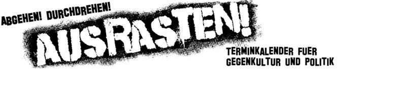 Terminkalender für Gegenkultur und Politik, Mannheim